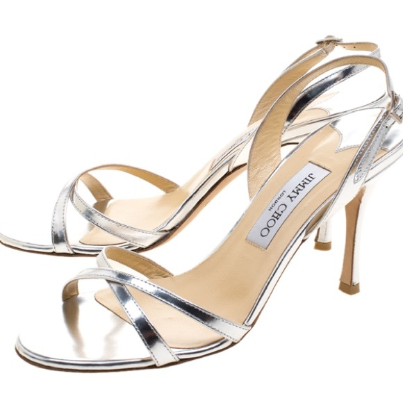1fa7989861c Jimmy Choo Shoes - Jimmy Choo Silver